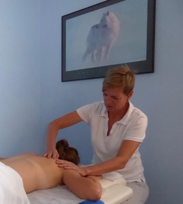 Boscardin Nicole  Masseur, masseuse, Massage du dos Gland Vaud Suisse
